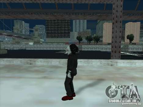Saw para GTA San Andreas segunda tela