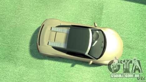 Audi R8 Spyder v10 [EPM] para GTA 4 vista direita