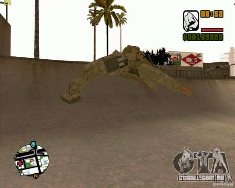 Parkour discipline beta 2 (full update by ACiD) para GTA San Andreas