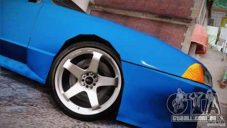 FM3 Wheels Pack para GTA San Andreas décima primeira imagem de tela