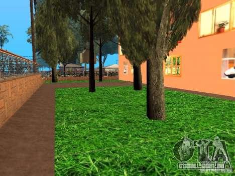 Novos motéis para GTA San Andreas por diante tela