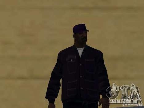 Novas skins Ballas para GTA San Andreas sexta tela