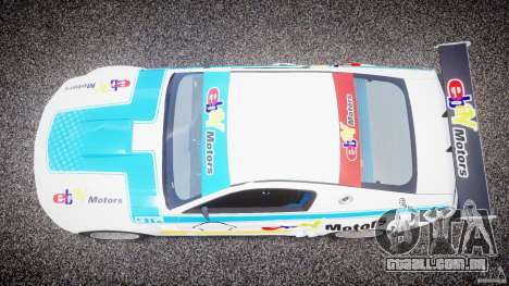 Ford Mustang GT-R para GTA 4 vista direita