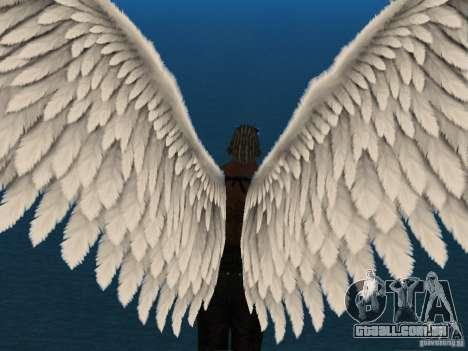 Wings para GTA San Andreas quinto tela