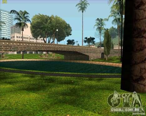 O novo parque em Los Santos para GTA San Andreas