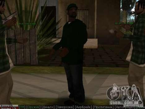 Dope para GTA San Andreas segunda tela