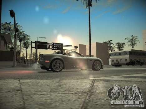 ENB Series by Raff V3.0 para GTA San Andreas segunda tela