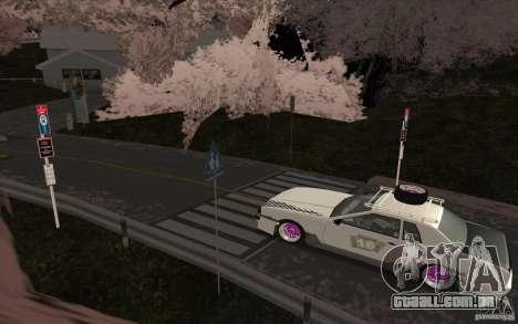 Elegy Rat by Kalpak v1 para GTA San Andreas interior