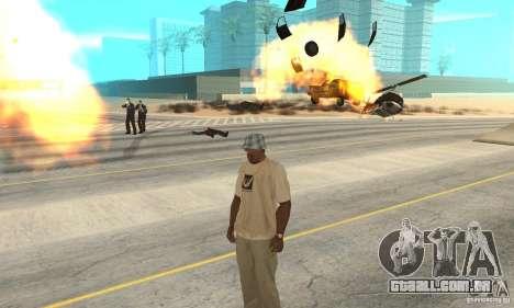 Gods_Anger (a ira de Deus) para GTA San Andreas segunda tela