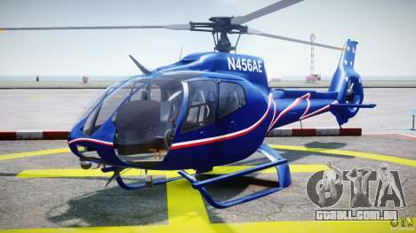 Eurocopter EC130B4 NYC HeliTours REAL para GTA 4