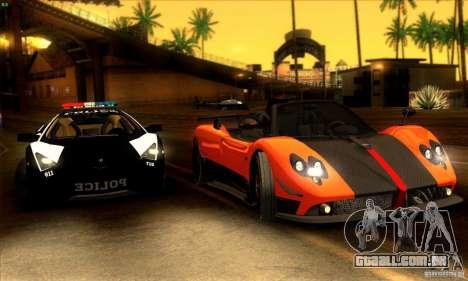 SA_gline v 3.0 para GTA San Andreas