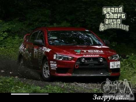 Novas telas de carregamento 2011 para GTA San Andreas sétima tela
