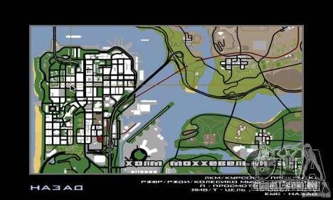 Pepsi Market and Pepsi Truck para GTA San Andreas quinto tela