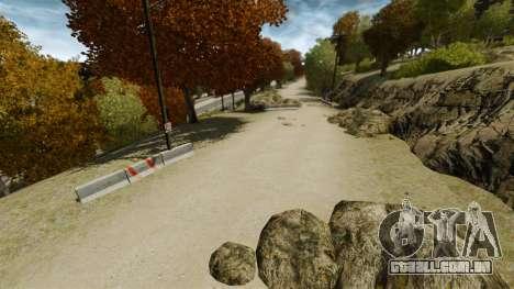 Rally trilha para GTA 4 segundo screenshot