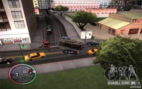 Clever Trams para GTA San Andreas
