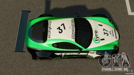 Alfa Romeo 8C Competizione Body Kit 2 para GTA 4 vista direita