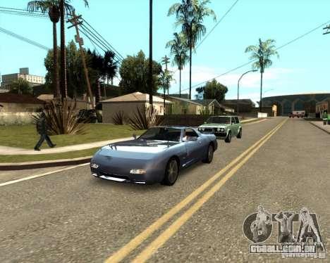 ENBSeries by Sashka911 v3 para GTA San Andreas segunda tela