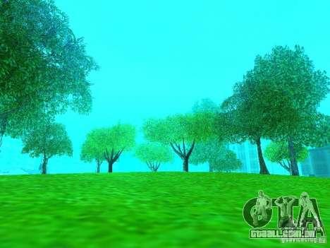 Novo Mod de cor para GTA San Andreas