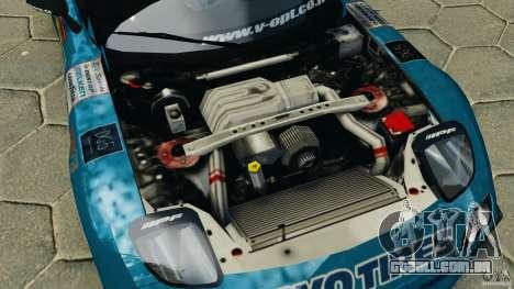 Mazda RX-7 RE-Amemiya para GTA 4 vista interior