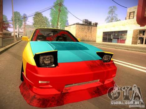Nissan Onevia 2JZ para GTA San Andreas