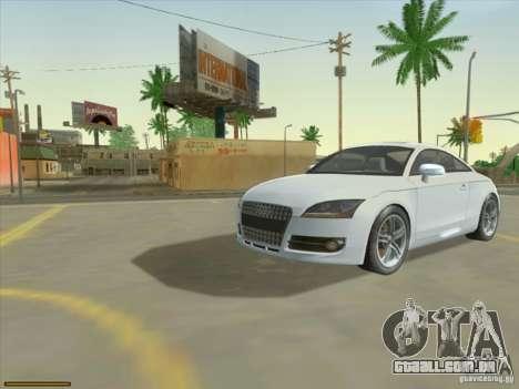 Audi TT Custom para GTA San Andreas