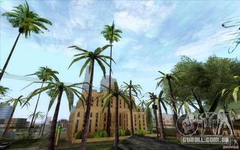 Sa Game HD para GTA San Andreas segunda tela