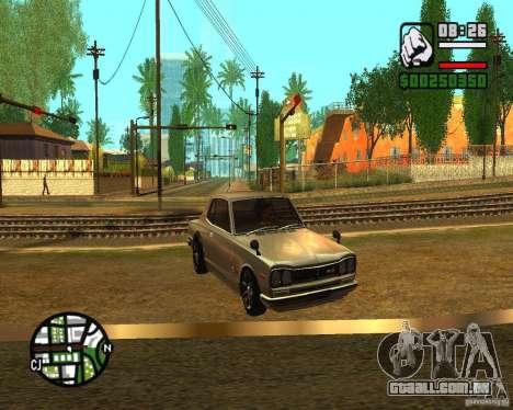 ENBSeries 2012 para GTA San Andreas terceira tela
