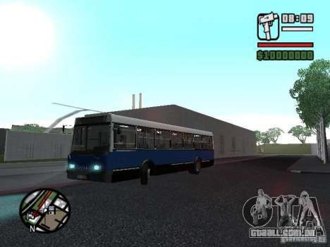 Ikarus 415.02 para GTA San Andreas