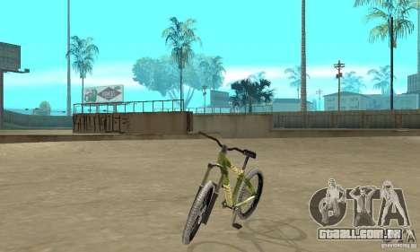 Hardy 3 Dirt Bike para GTA San Andreas
