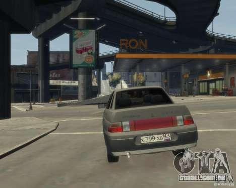 VAZ-21103 para GTA 4 traseira esquerda vista