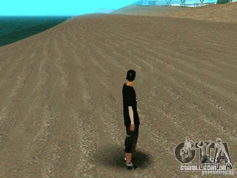 New wmybmx para GTA San Andreas terceira tela