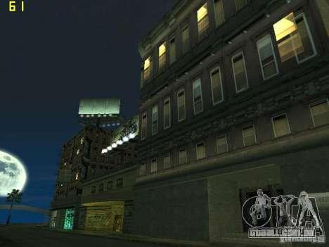 GTA SA IV Los Santos Re-Textured Ciy para GTA San Andreas segunda tela