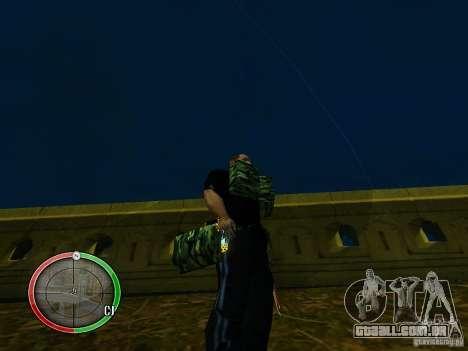 O novo explosivo para GTA San Andreas segunda tela