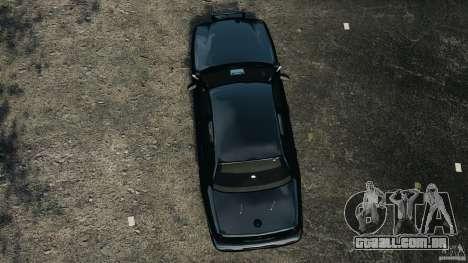 Ford Crown Victoria Police Unit [ELS] para GTA 4 vista direita