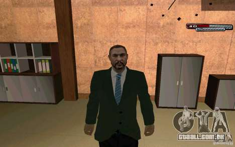 Mayor HD para GTA San Andreas