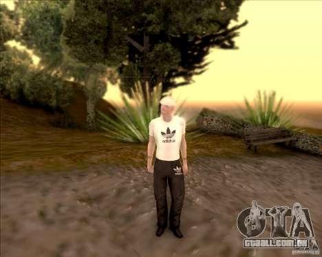 SkinPack for GTA SA para GTA San Andreas décima primeira imagem de tela