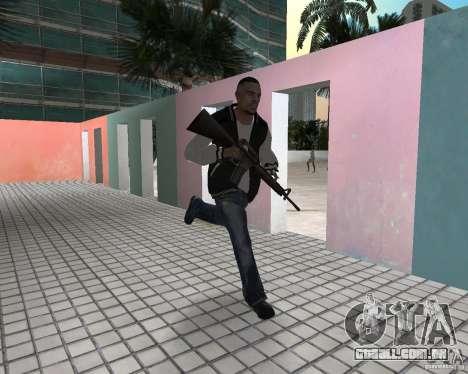 Luis Lopez para GTA Vice City segunda tela