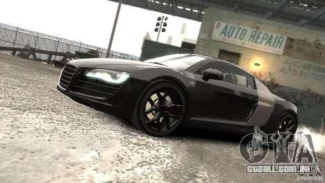 Audi R8 V10 2010 [EPM] para GTA 4 vista interior