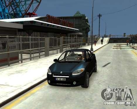 Renault Fluence para GTA 4
