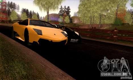 SA_gline v 3.0 para GTA San Andreas sexta tela