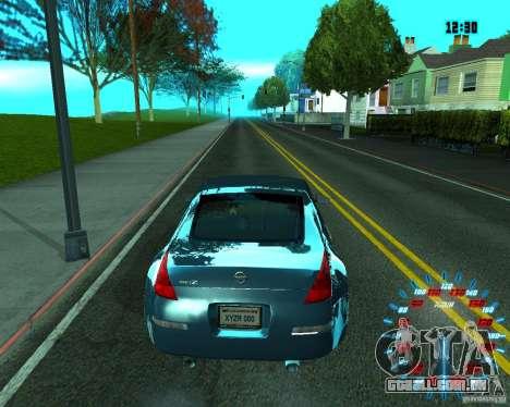 ENB by Makc para GTA San Andreas por diante tela