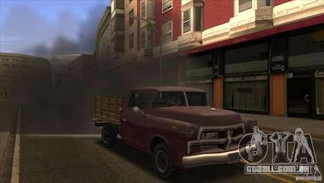 Diesel v 2.0 para GTA San Andreas terceira tela