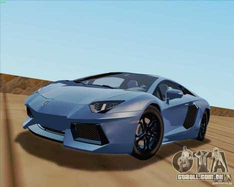 Playable ENB Series v1.1 para GTA San Andreas quinto tela