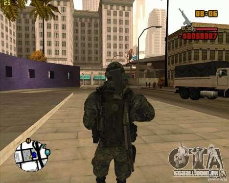 Ranger para GTA San Andreas segunda tela