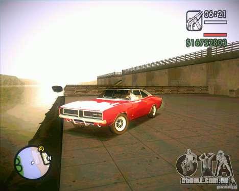 ENBSeries by Jack Nord para GTA San Andreas