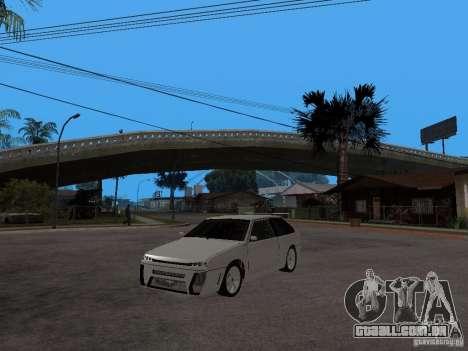 VAZ 2108 Devil V.2 para GTA San Andreas
