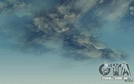 Real Sky Efects para GTA San Andreas terceira tela