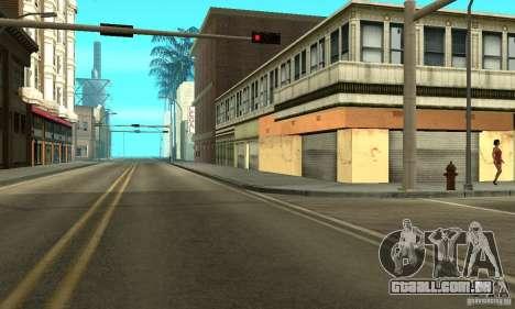 New Island para GTA San Andreas quinto tela