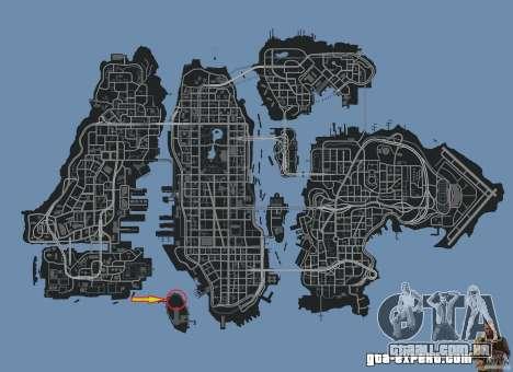 Demolition Derby Arena (Happiness Island) para GTA 4 sétima tela