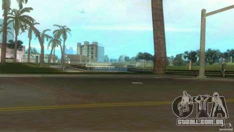 ENB v0075 para GTA Vice City por diante tela